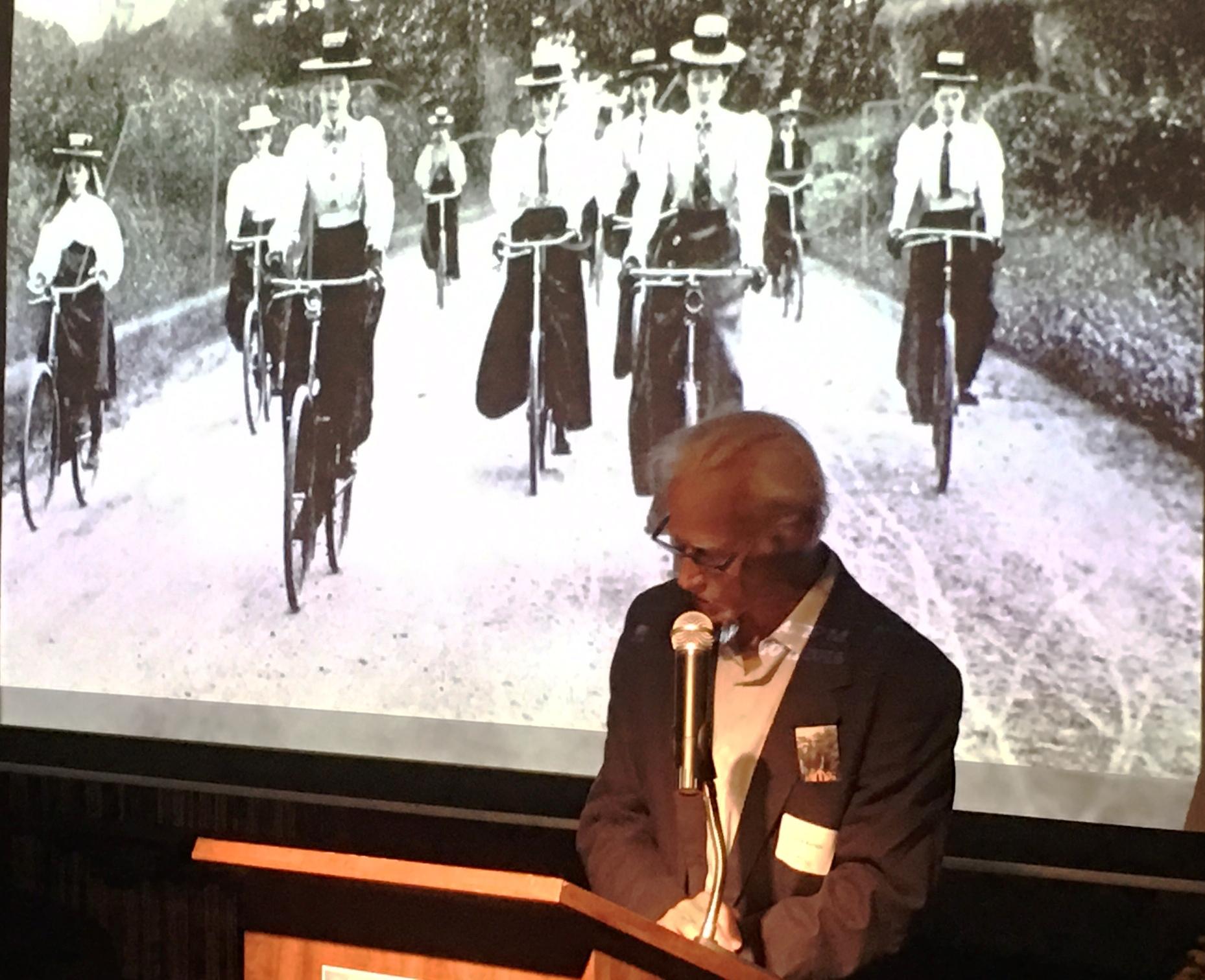 2016 Mountain Bike Hall of Fame Inductee